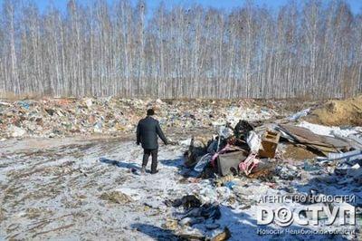 Свалка продолжит отравлять район полетаево до 1 июля из-за бездействия властей - «новости челябинска»