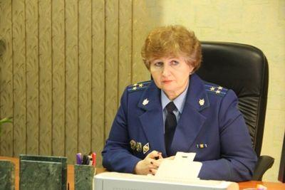 Светлана кузнецова: работа прокурора не только для тех, кто в брюках!
