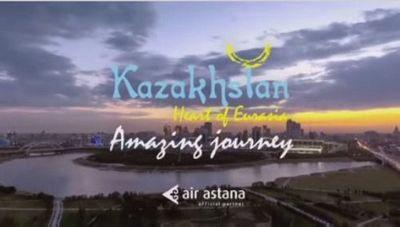 Телеканал bbc покажет видеоролик о казахстане
