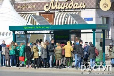 Теплая остановка с wi-fi появилась в центре челябинска - «новости челябинска»