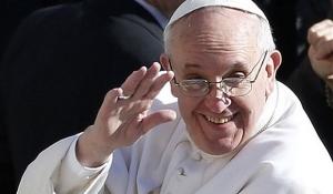 """Time"" выбрал папу франциска человеком года"