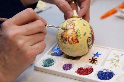 Тюменцев приглашают в новогоднюю творческую мастерскую