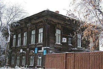 Тюменцы могут загадать желание рядом с домом купца колмакова