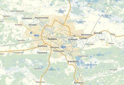 Тюменская топография: впечатляющие названия населенных пунктов региона