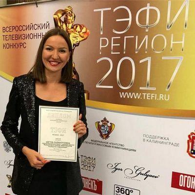 Тюменская журналистка вышла в финал премии тэфи-регион с сюжетом о профессоре альберте суфианове