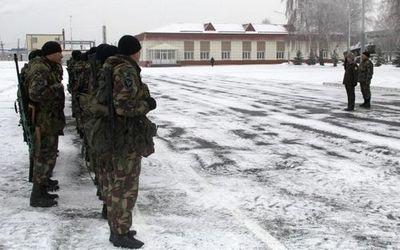 Тюменские омоновцы вернулись из очередной командировки
