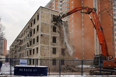 У жителей пятиэтажек нет шансов получить равноценное жилье в районе проживания
