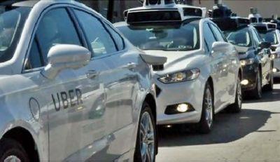 Uber начал тестирование беспилотных такси