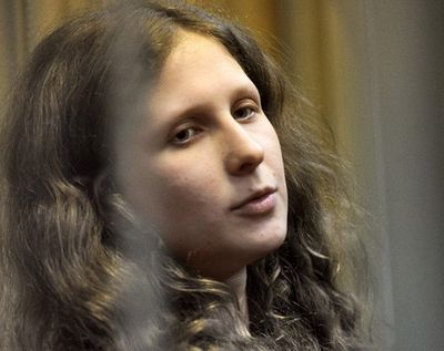 Участнице группы pussy riot марии алехиной снова отказали в условно-досрочном освобождении