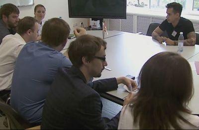 Участники конкурса команда мэр 2.0 прошли этап личных встреч с экспертами