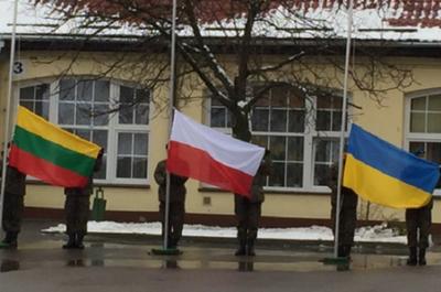 Украина, польша, прибалтика: прочный союз или ситуативное союзничество? - «общество»