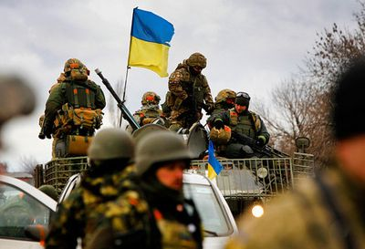 Украинцы могут вырваться из окружения по дороге на артемовск