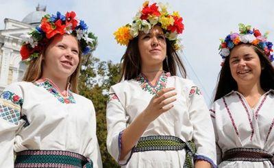 Украинская вышиванка в моде - «наука»