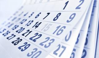 Утвержден график праздничных выходных на 2016 год