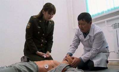 В актау спасать жизни в экстремальных ситуациях обучают медперсонал