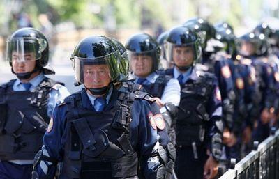 В актобе продолжается антитеррористическая операция, население просят не поддаваться панике