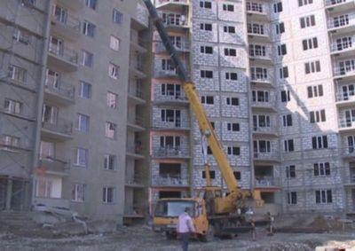 В алматинской области за 5 лет построено около 4 млн кв. метров жилья