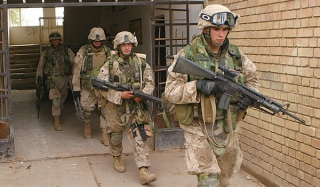 В американской армии массово насилуют мужчин