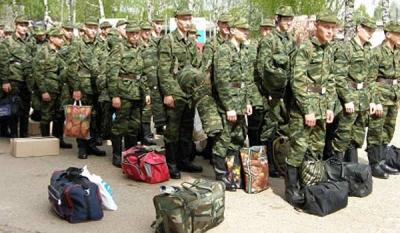 В армию на каникулах