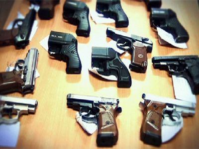 В фрг вырос спрос на оружие
