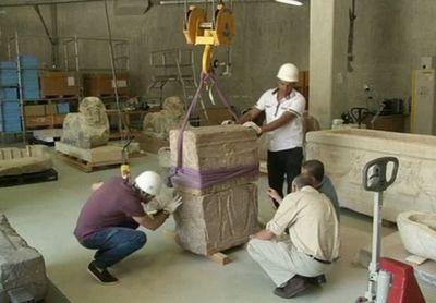 В гизе готовятся к открытию большого египетского музея