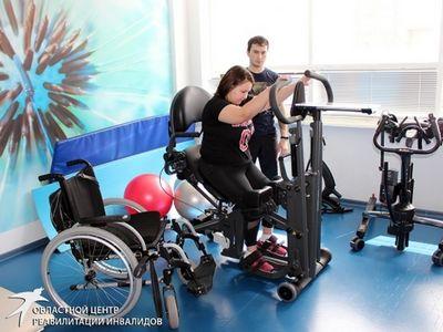 В этом году на сахалине начал работу реабилитационный центр для инвалидов