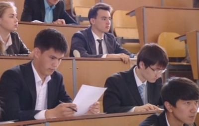 В казахстане прошел первый день сдачи ент