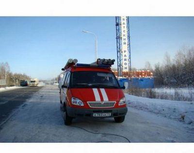 В морозы на тюменских трассах будут дежурить пункты обогрева мчс