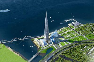 В петербурге прошли публичные слушания по строительству башни лахта-центр