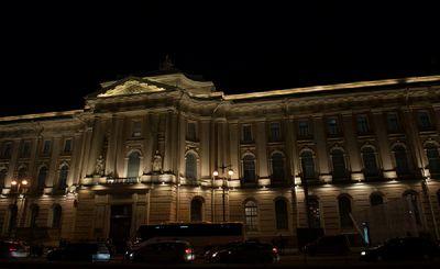 В петербурге вынесли приговор по делу хищении 26 млн рублей, выделенных на ремонт главного здания академии художеств