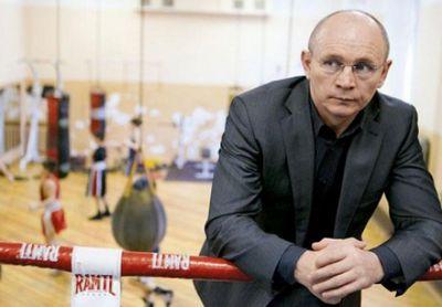 В.рачков: думаю, у казахстана на олимпиаде будут две золотые медали по боксу