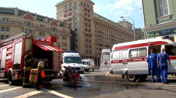 В результате пожара в московском метрополитене пострадали 59 человек, 11 госпитализированы