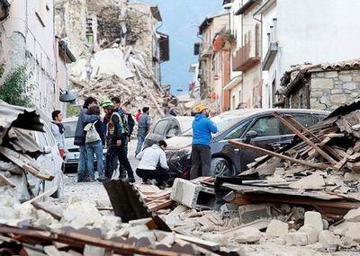 В результате землетрясения в италии несколько тысяч человек лишились жилья