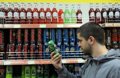 В россии хотят запретить продажу алкоголя после 18 часов