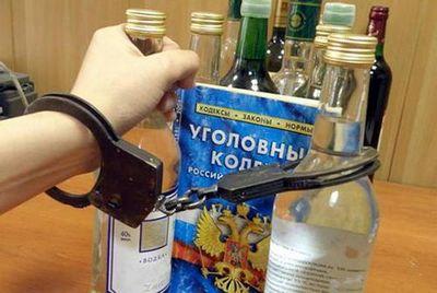 В россии повысят штрафы за продажу алкоголя детям