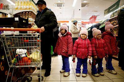 В россии резко выросла задолженность по выплате зарплат