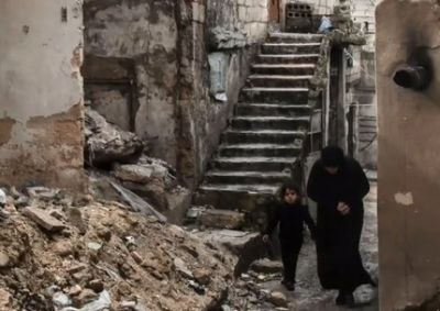 В сирийском алеппо продлили «режим тишины»