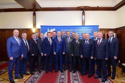 В столицу кировской области съехались законодатели из всех регионов поволжья