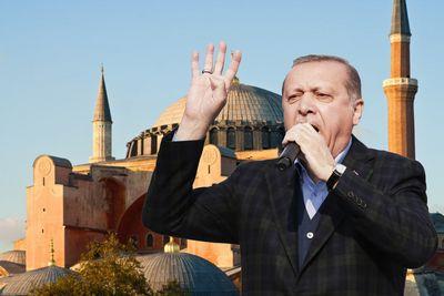 В страстную пятницу эрдоган хочет провести намаз - «общество»
