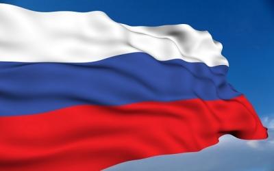 В тбилиси сожгли флаг россии