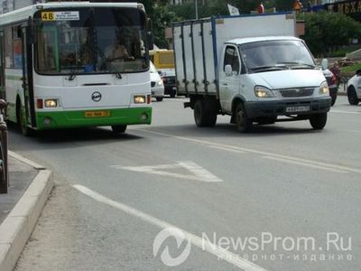 В тиу могут оценить эффективность создания приоритета для автобусов на тюменских дорогах