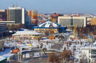 В тюмень съедутся для разработки проектов в области smart city