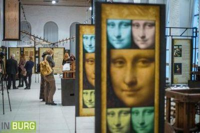 В тюмени откроется выставка изобретений леонардо да винчи