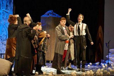 В тюмени пройдут гастроли русского драматического театра удмуртии
