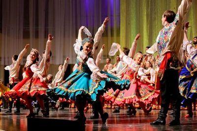 В тюменской филармонии пройдет первый фестиваль народного искусства русская весна
