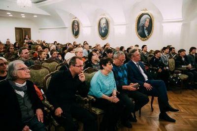 В тюменской филармонии слушателям рассказали о предстоящем концертном сезоне