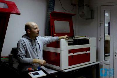 В тюменском фаблабе презентуют лазерную мастерскую