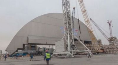 В украине завершилось строительство масштабного объекта