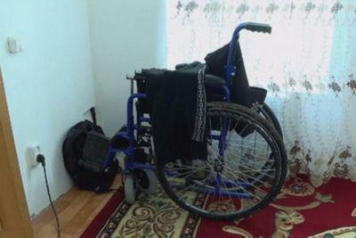 В уральске всем миром построили дом для семьи инвалидов