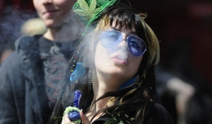 В уругвае легализуют марихуану